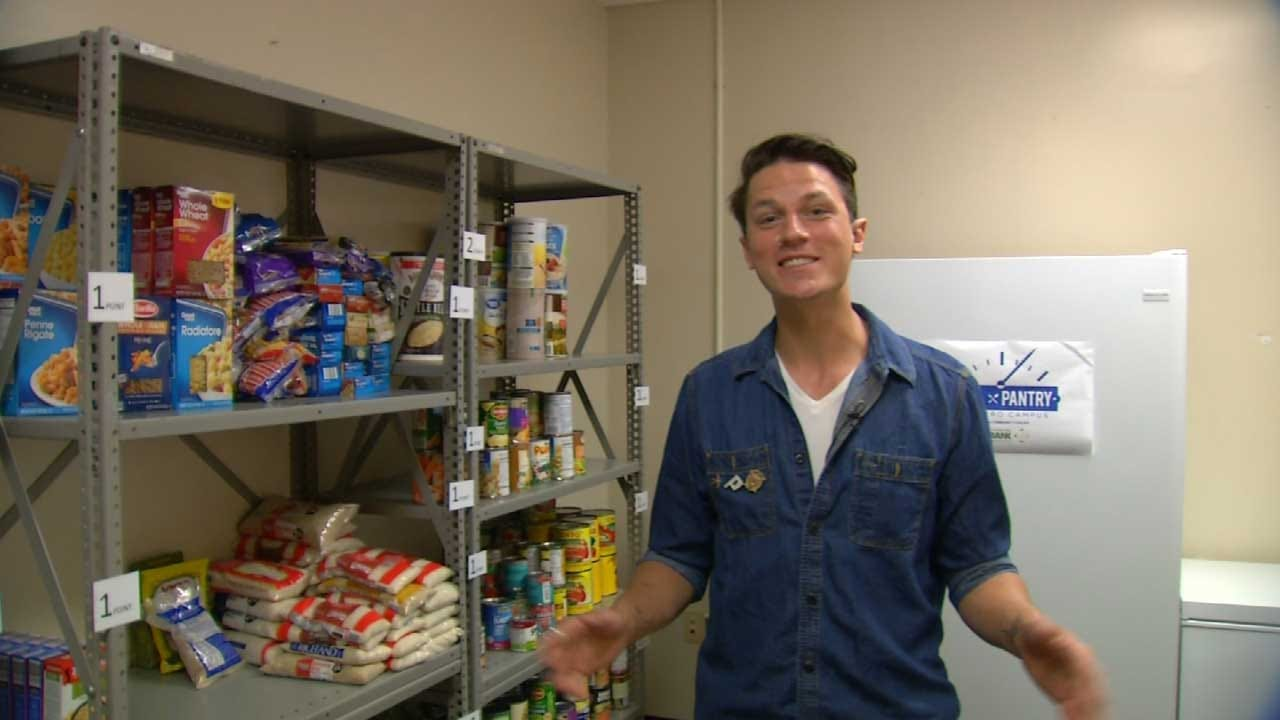 Tulsa College Student Nationally Recognized For Community Work