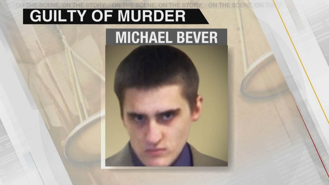 Jury Recommends 28 Years For Michael Bever In Assault And Battery Count