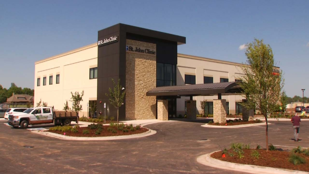St. John Clinic Opening New Bixby Location