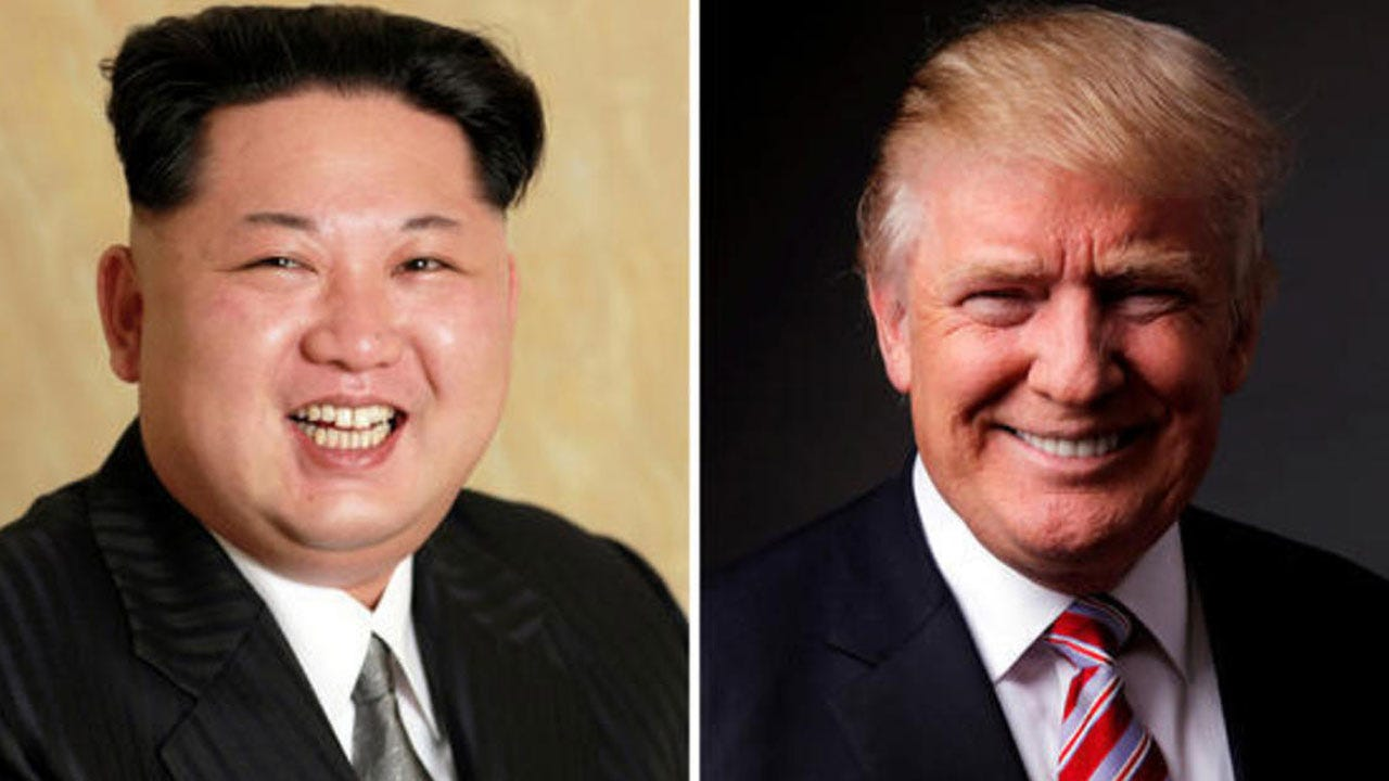 Trump Announces Date, Location Of Meeting With Kim Jong Un