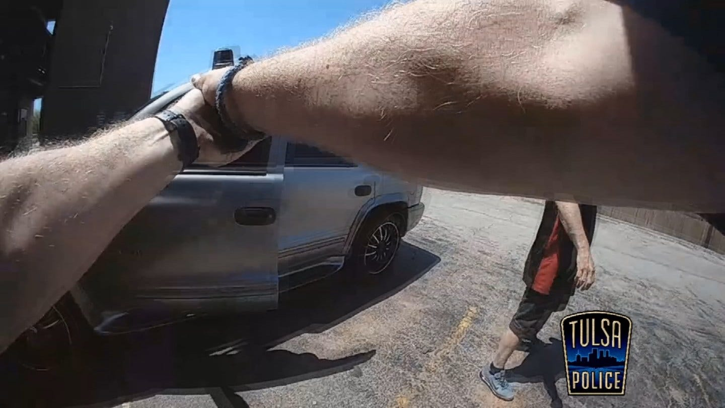 Tulsa Police Release Body Cam Footage Of Officer Involved Shooting