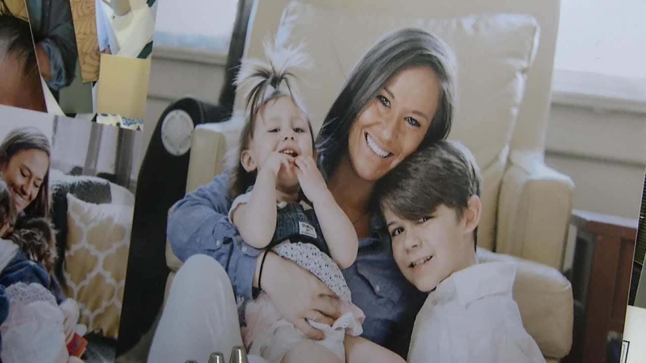 Women In Recovery Program Reunites Mother With Her Children