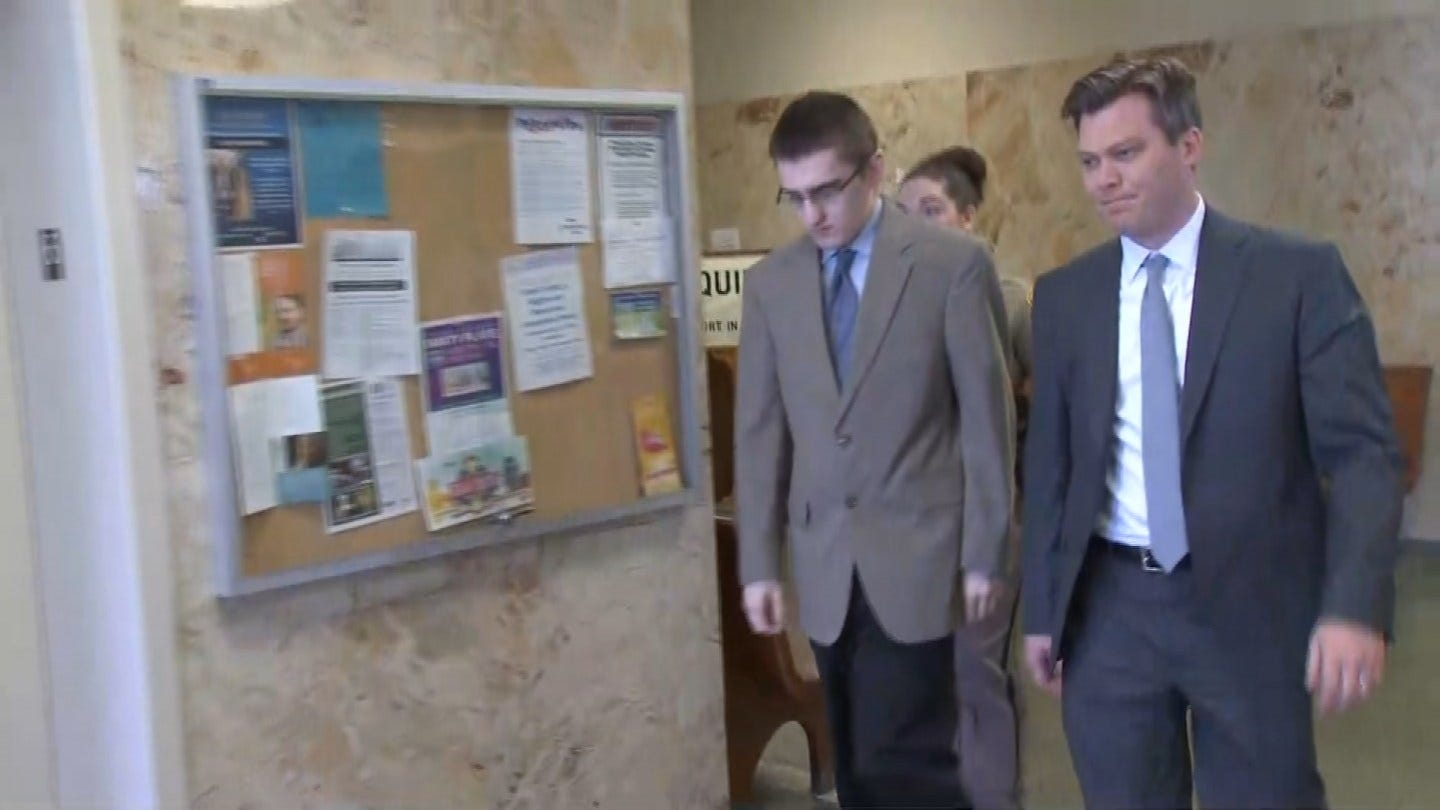 Psychologist Reviews Michael Bever's IQ In Murder Trial
