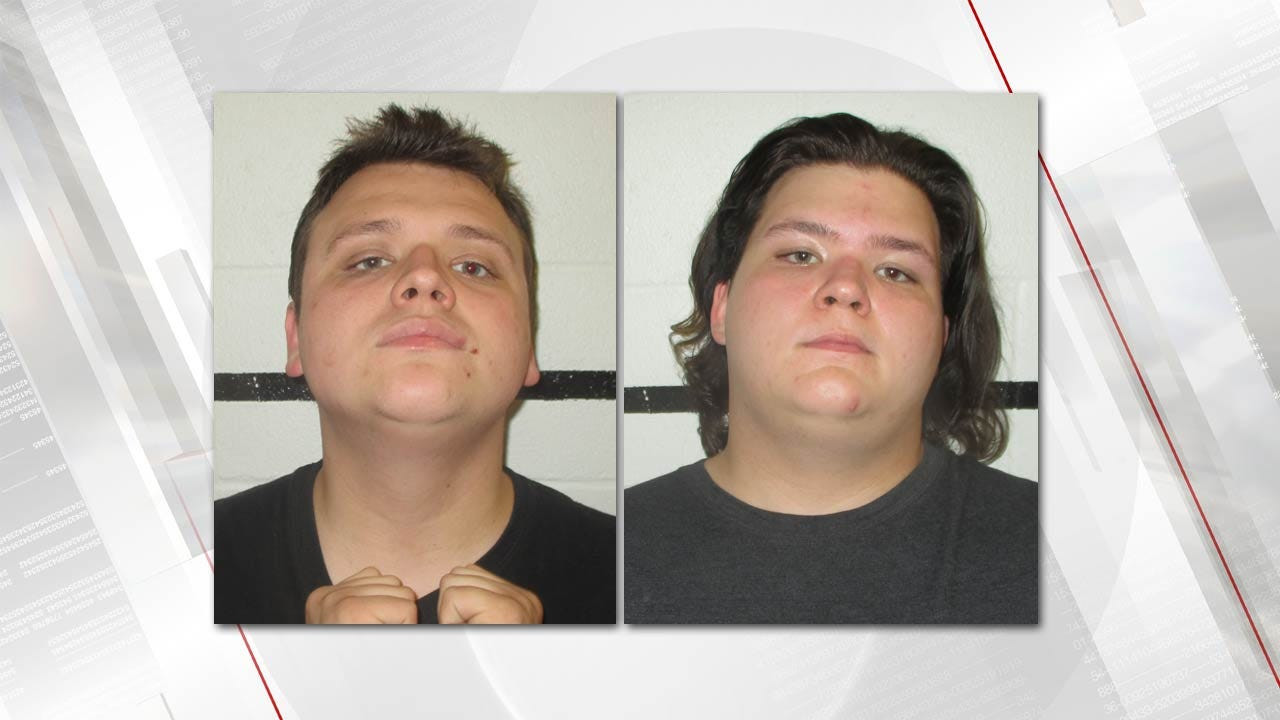 Search Warrant Leads To Arrest Of Two McAlester Men On Drug Complaints