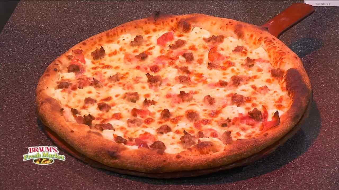 SPQR Pizza