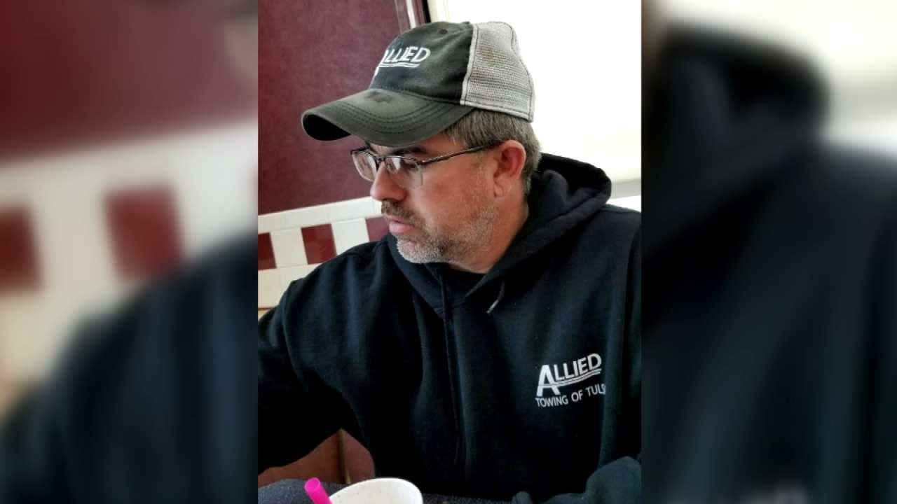 Tulsa Business Helps Family Of Tow Truck Operator Killed In January