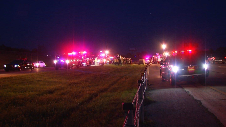 OHP Identifies Man Killed In Semi Rollover On Creek Turnpike