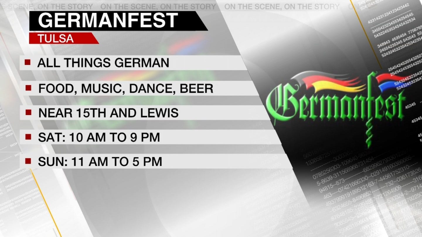 Weekend Events Around Green Country