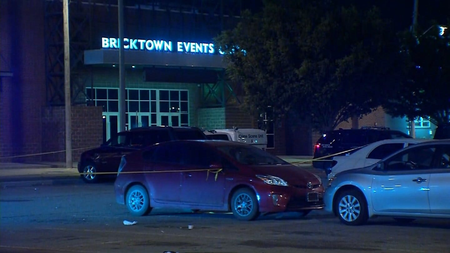OKCPD: 2 Victims In Overnight Bricktown Shooting