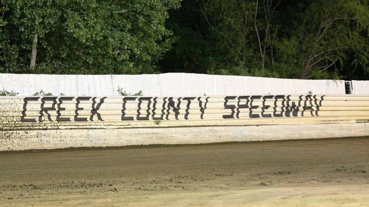 Creek County Speedway Manager Steps Down