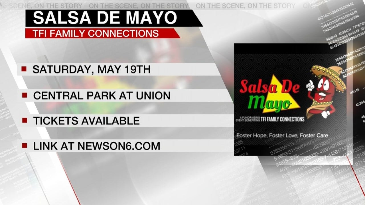 Making Soft Tacos During 6 In The Morning Segment On 'Salsa De Mayo'