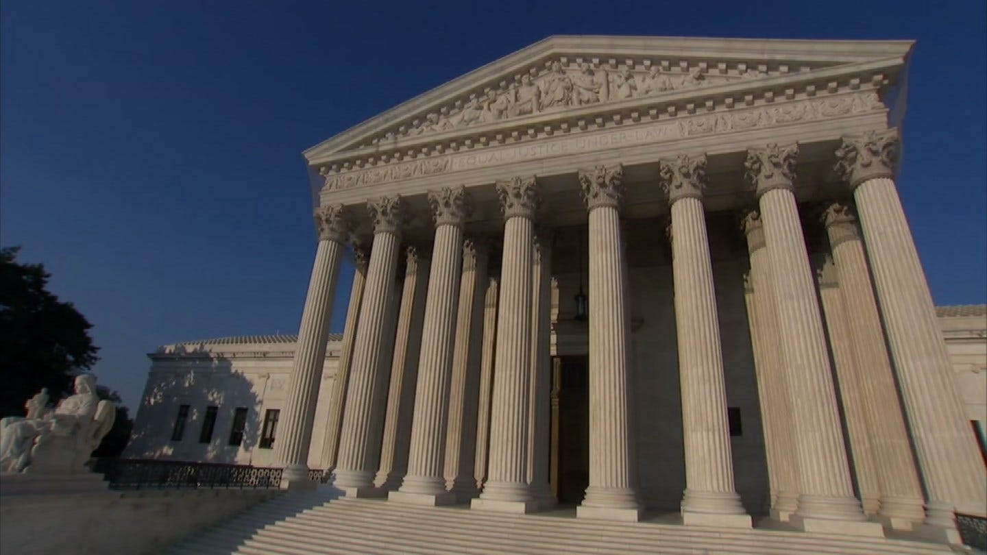 Supreme Court Rules Federal Ban On Sports Betting Unconstitutional
