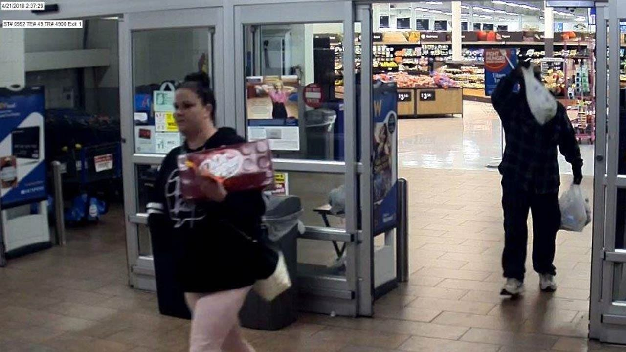Tulsa Police Seek ID Of 2 In Suspected Use Of Stolen Debit Card