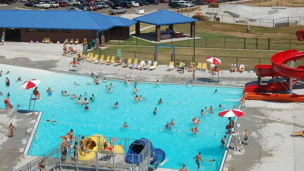 Broken Arrow Public Pools, Splash Pads Opening