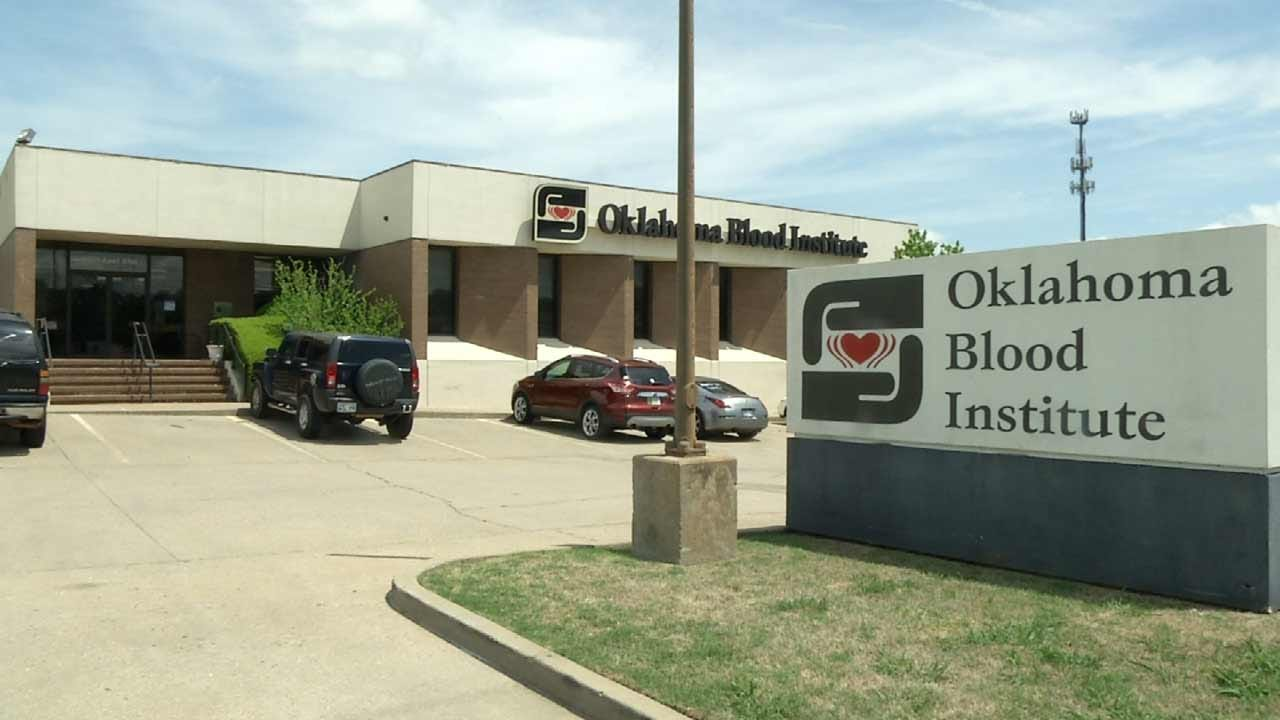 Oklahoma Blood Institute In Immediate Need Of O-Negative Blood