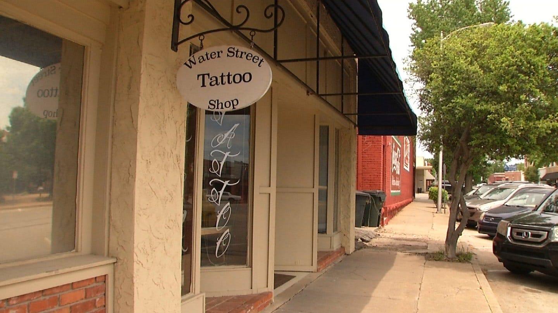 Sapulpa Tattoo Shop Helping The Hungry