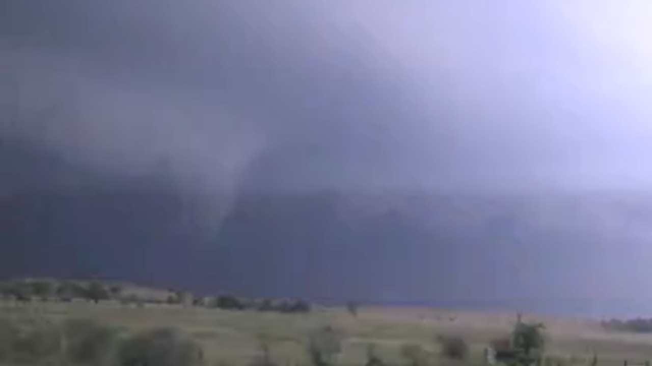 Tornadoes Touch Down Across The State Line In South Central Kansas