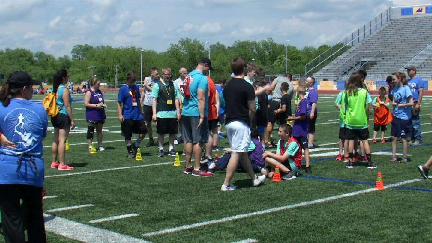 2018 Oklahoma Special Olympics Getting Underway In Stillwater
