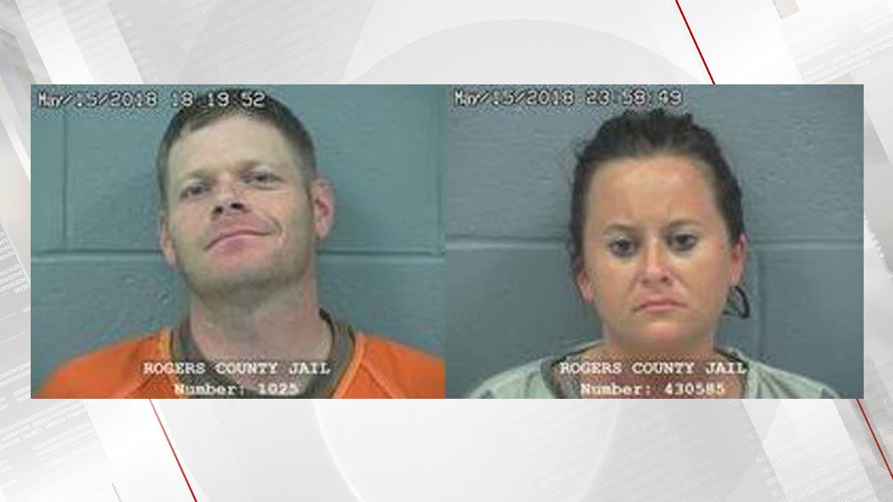 Claremore Mother, Stepfather Arrested On Child Abuse Complaints