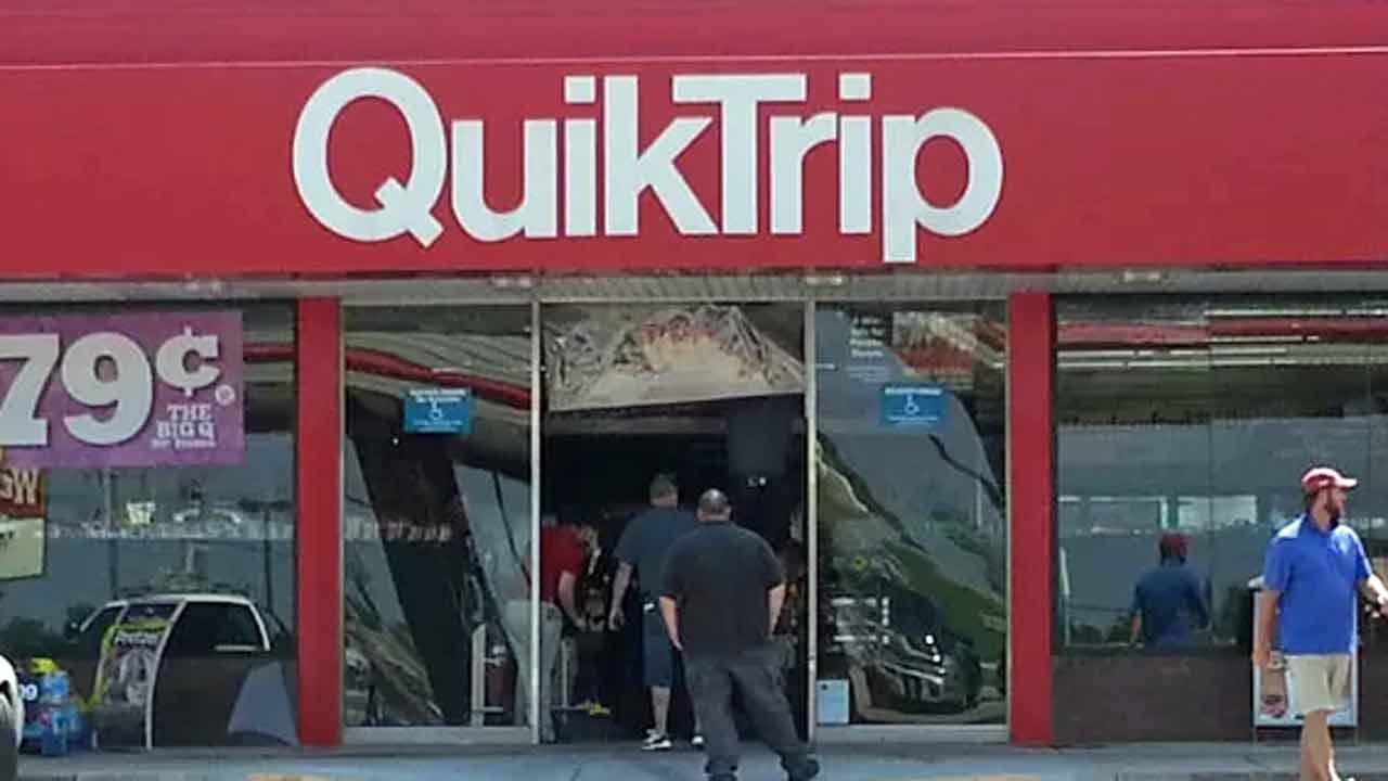 GasBuddy: QuikTrip Restrooms Ranked Cleanest In Oklahoma