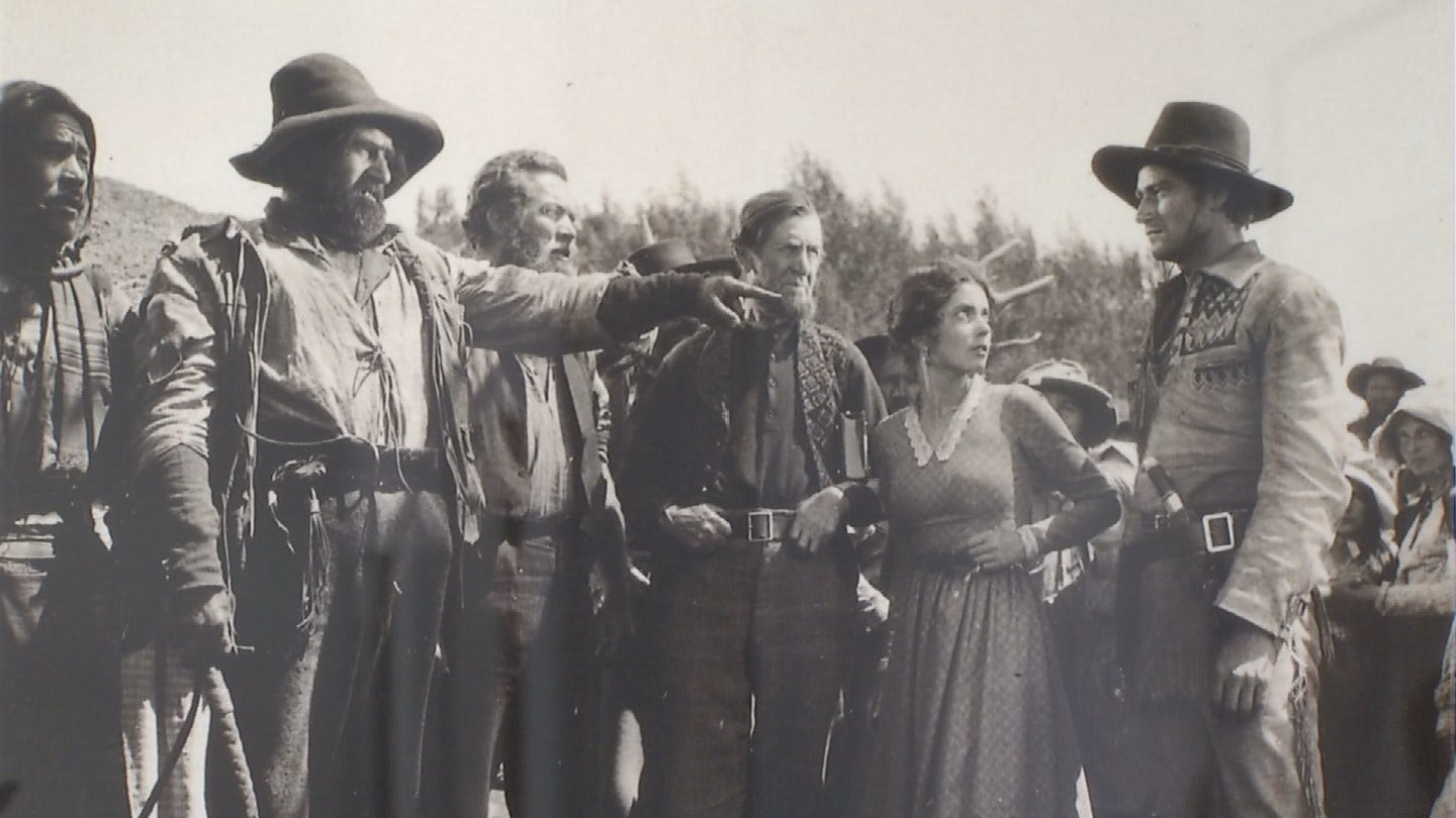 """New Gilcrease Museum Exhibit On """"The Big Trail,"""" John Wayne's 1st Lead Role"""