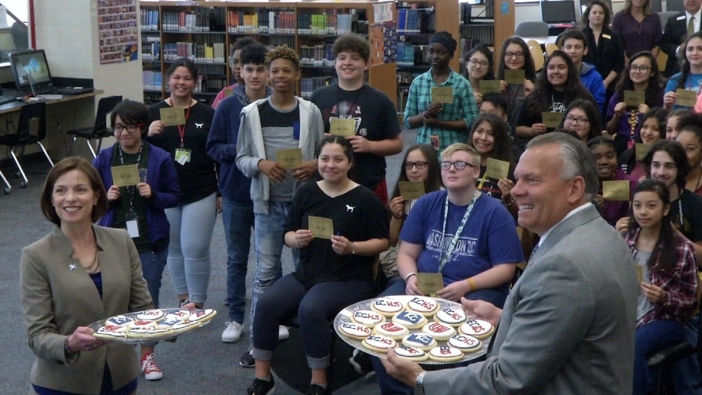 New Students Selected For TCC's Early College High School Program