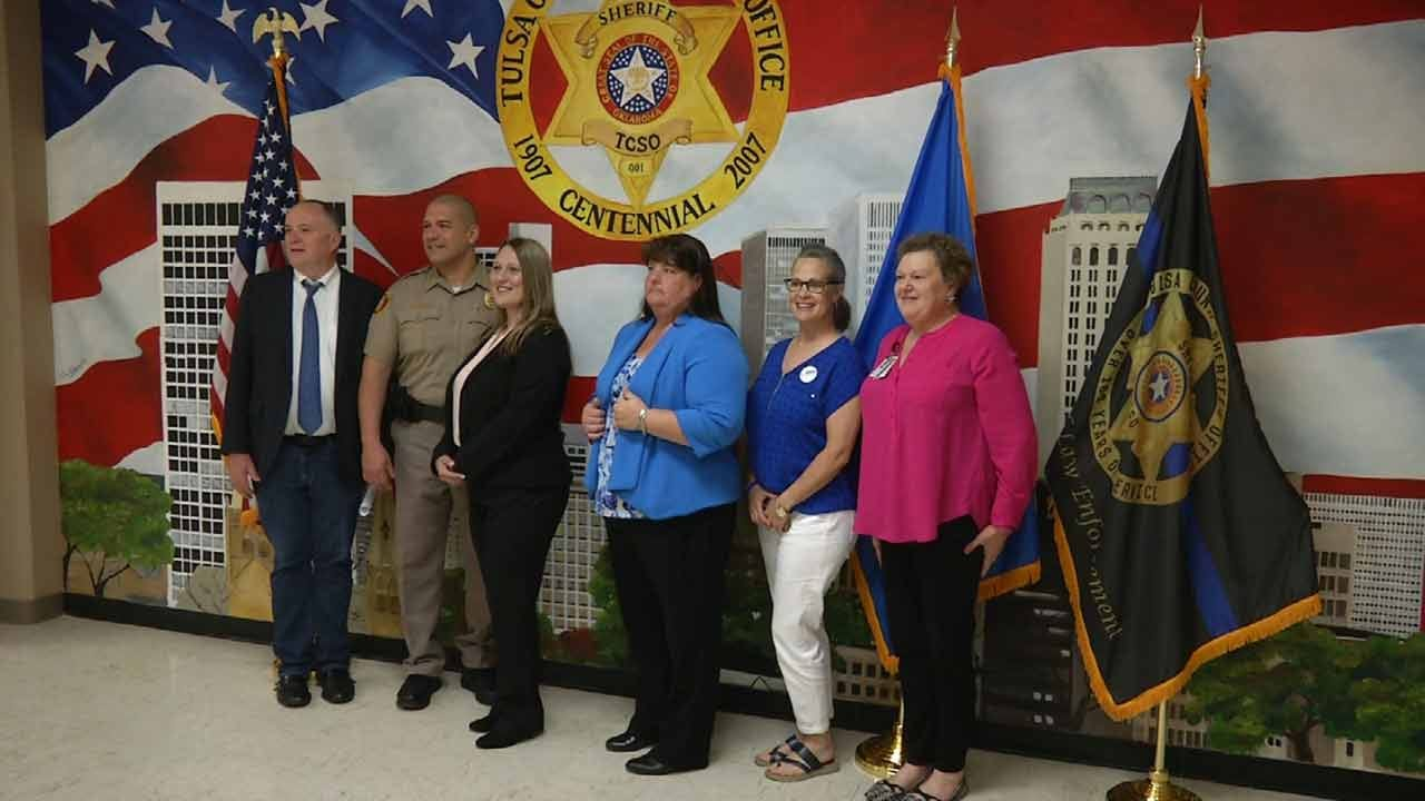 TCSO Participates In Program To Put Fewer People With Mental Illness In Jail