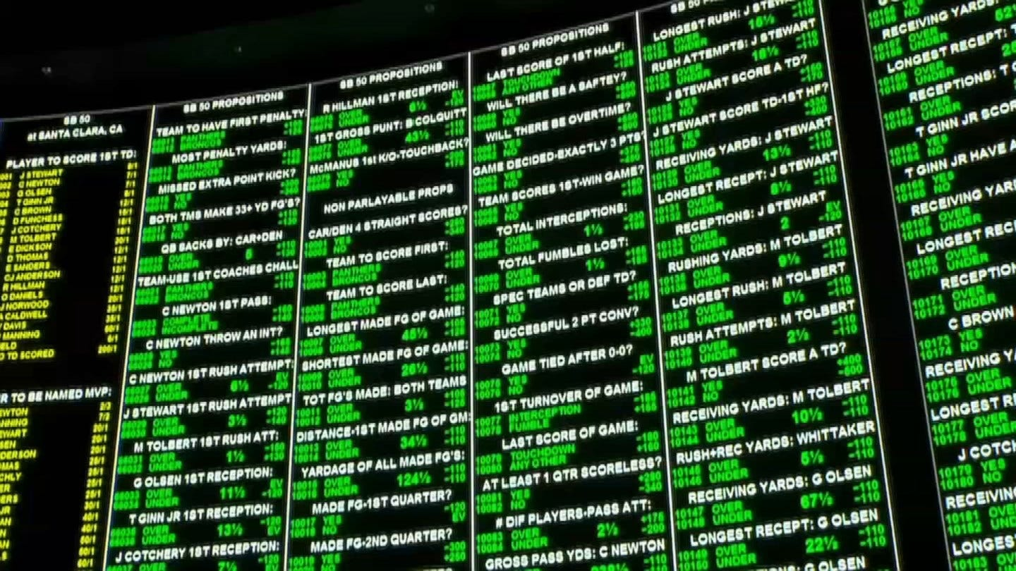 Tribal Casinos Could Benefit From Supreme Court Sports Betting Ruling