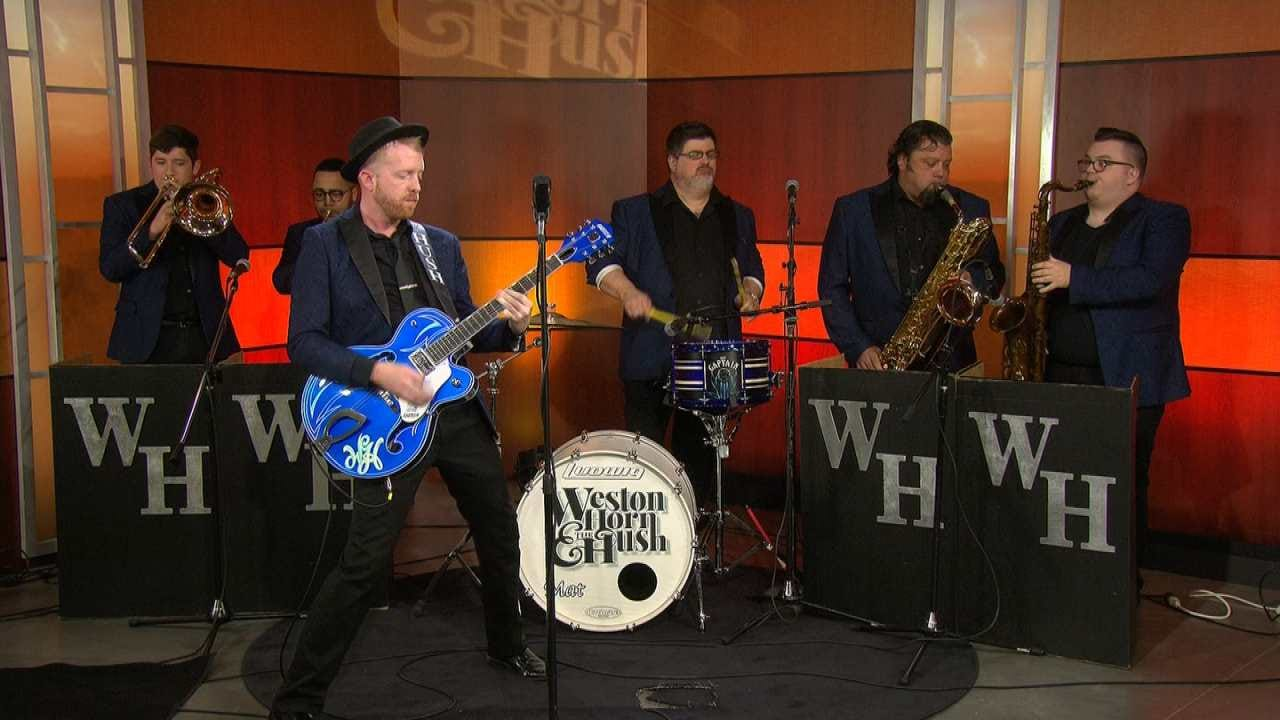 Weston Horn & The Hush Perform On 6 In The Morning