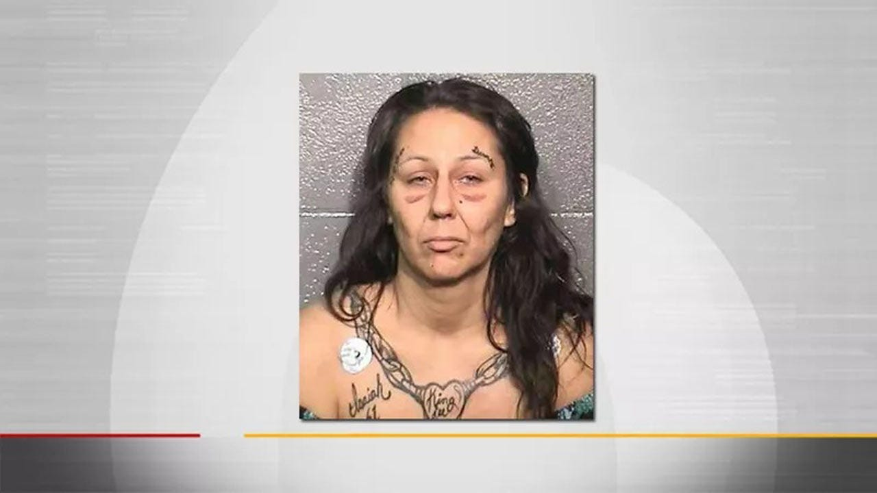 Woman Accused Of Ramming Stolen SUV Into Police Car Sentenced