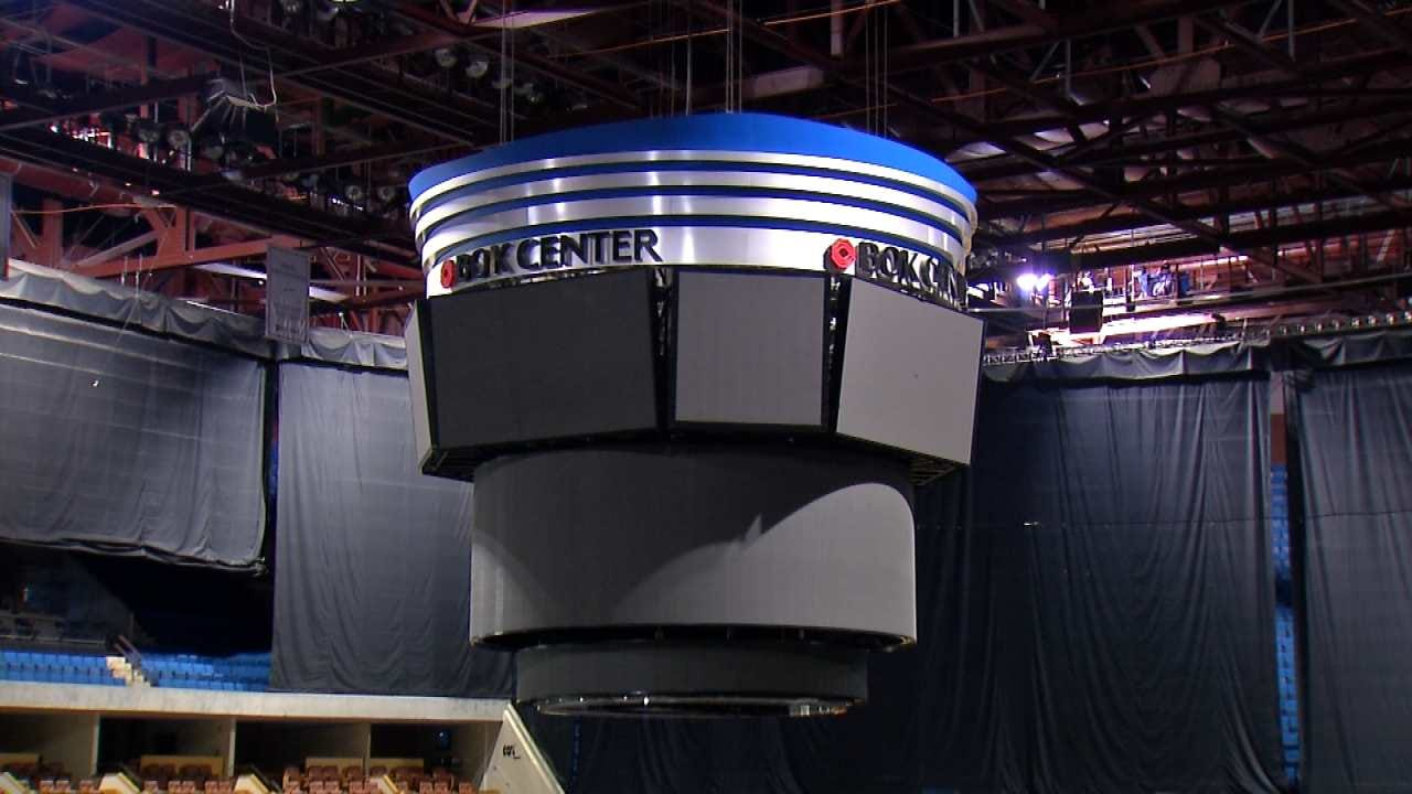 Tulsa's BOK Center Nominated Again For 'Venue Of The Year'
