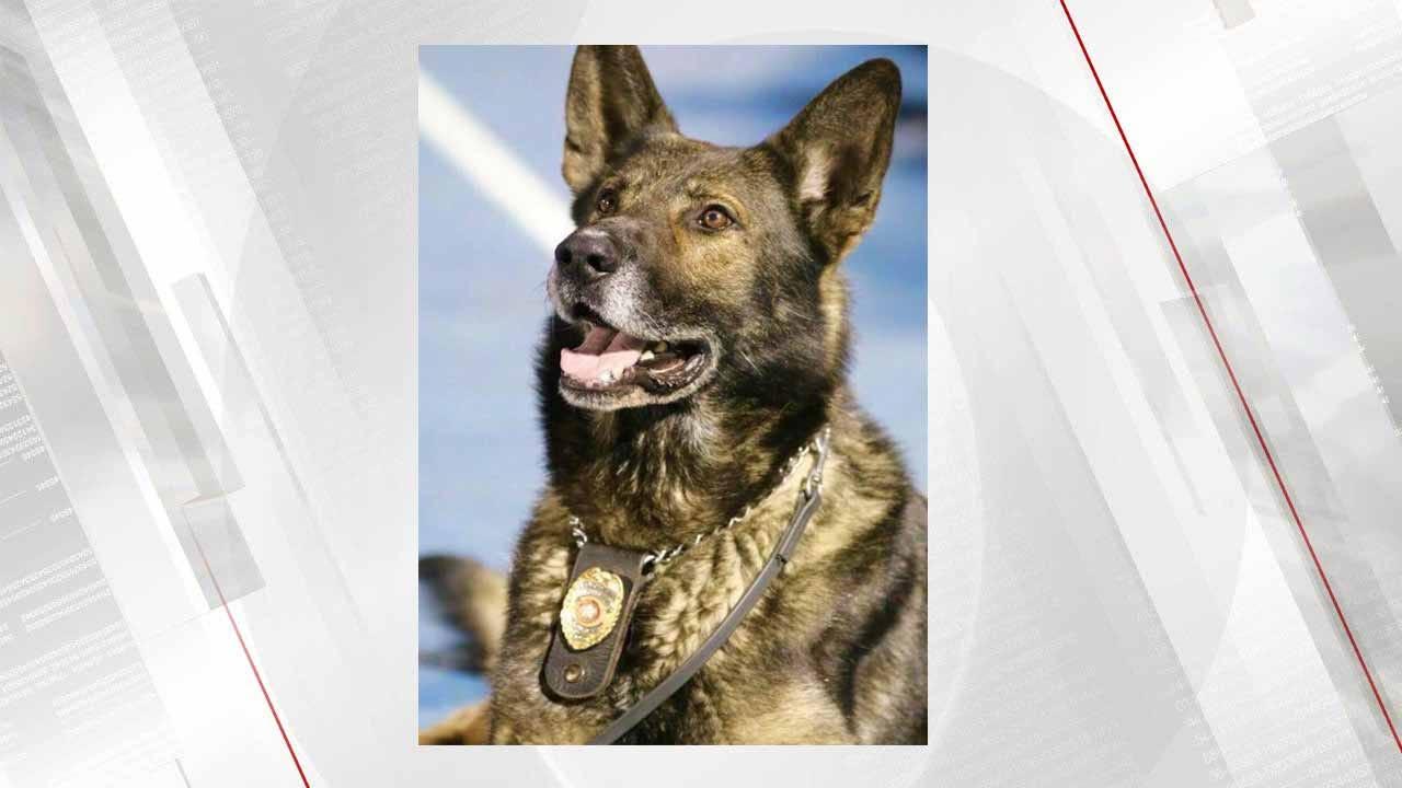Bartlesville K-9 Officer Passes Away