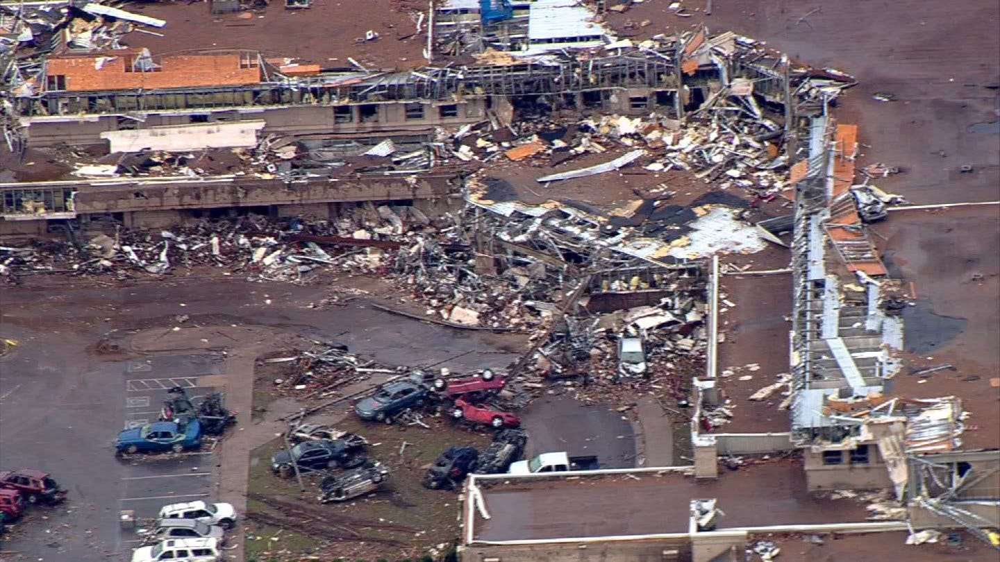 Citizens Remember Moore Tornado 5 Years Later