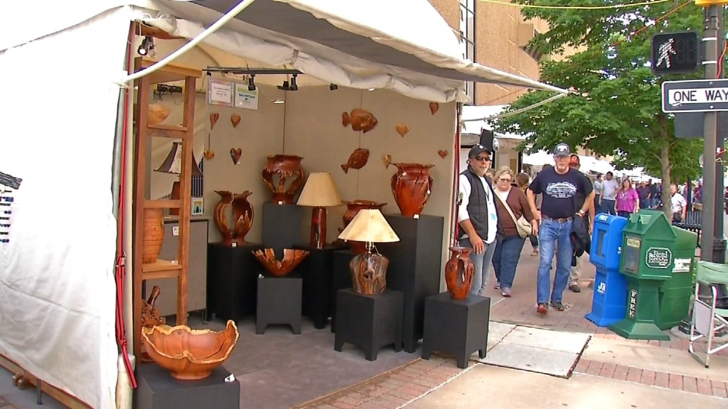 Lots Of Festivals In Downtown Tulsa This Weekend
