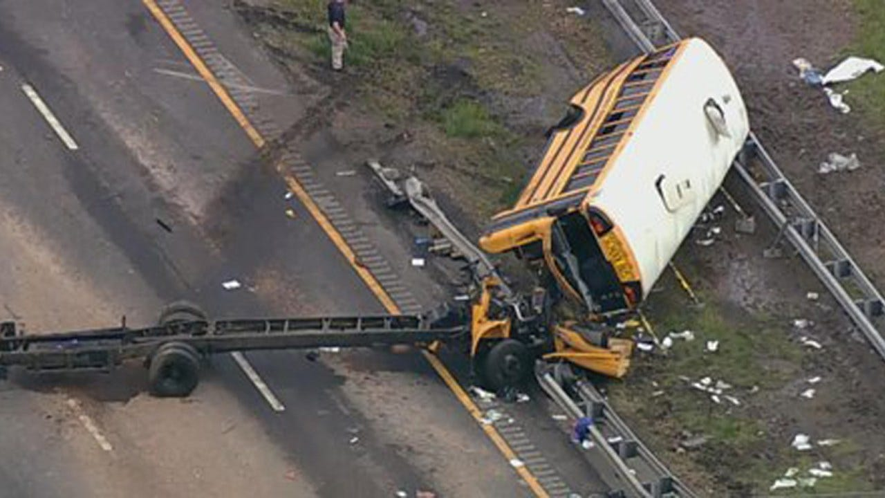 New Jersey School Bus Driver Made Illegal U-turn Before Deadly Crash, Officials Say