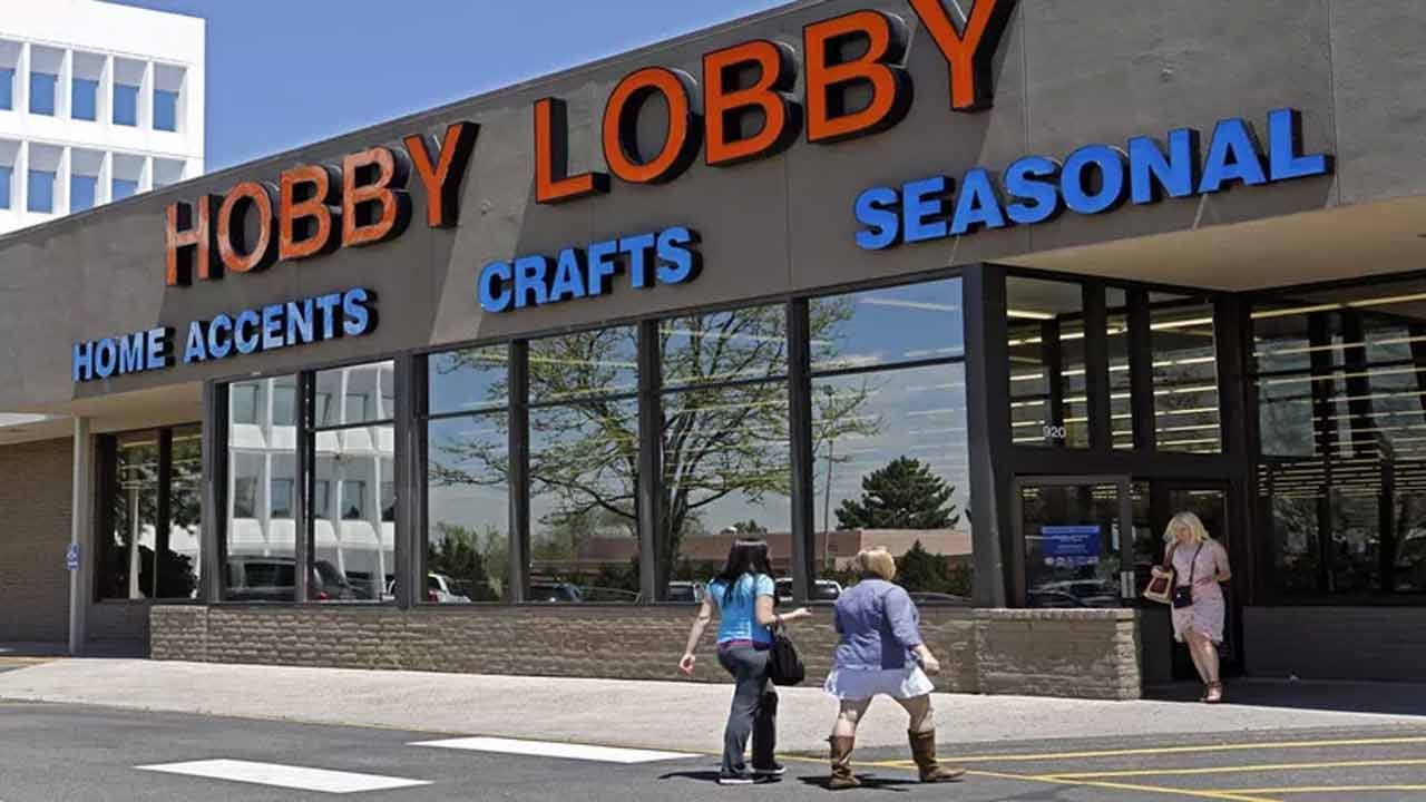 Hobby Lobby Reopens As Essential Business In Some Areas With Stay At Home Orders
