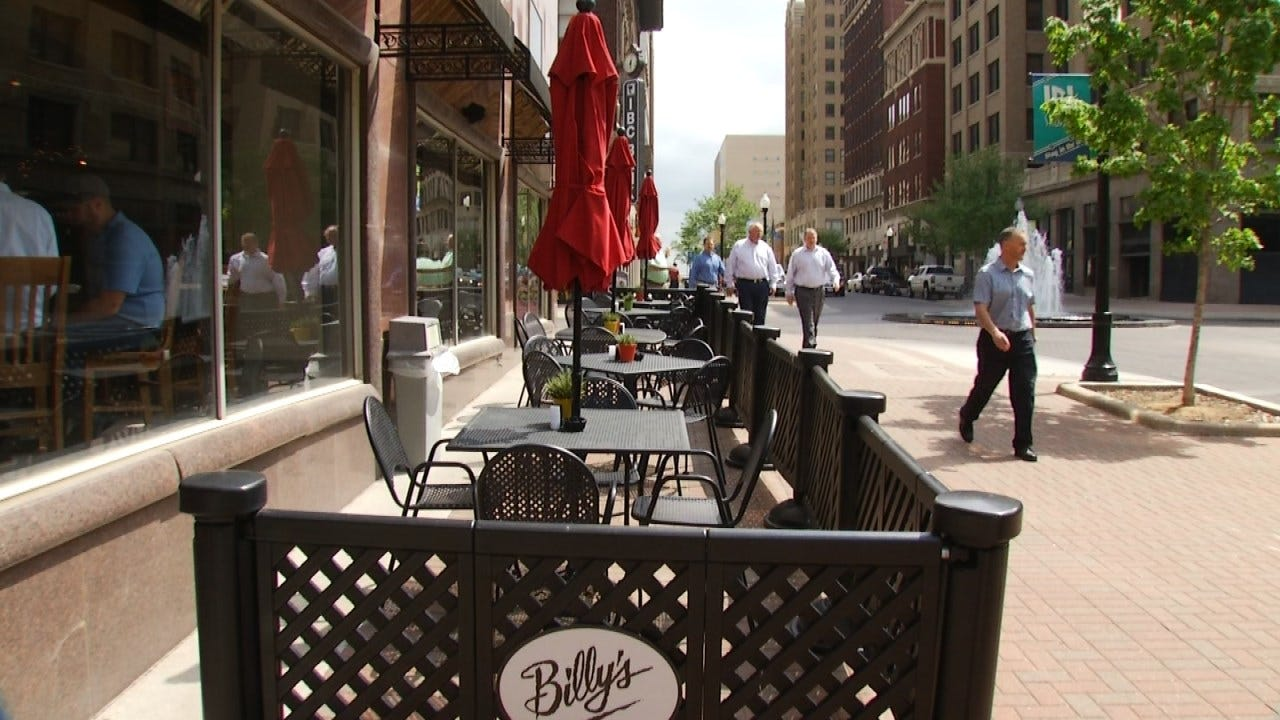 Tulsa City Council Considering New, Simpler Permit Program For Outdoor Cafes