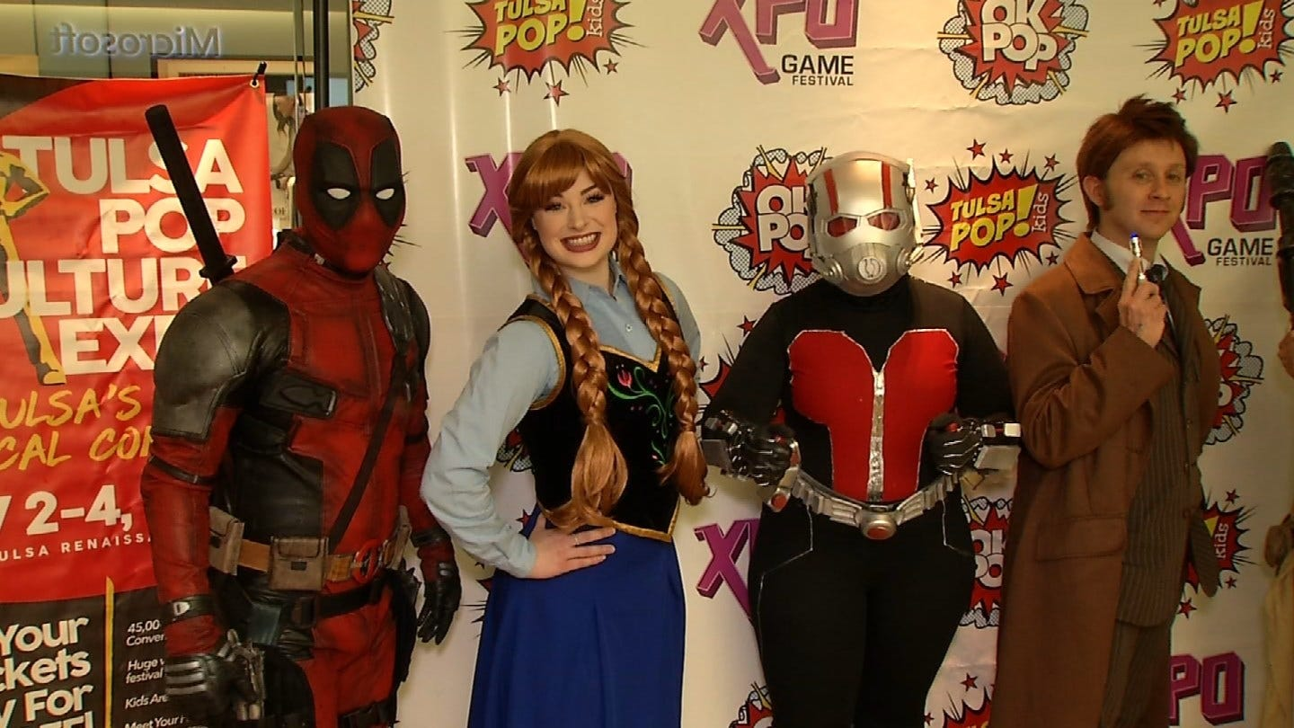 Tulsa Organizations Join To Produce Pop Culture Expo