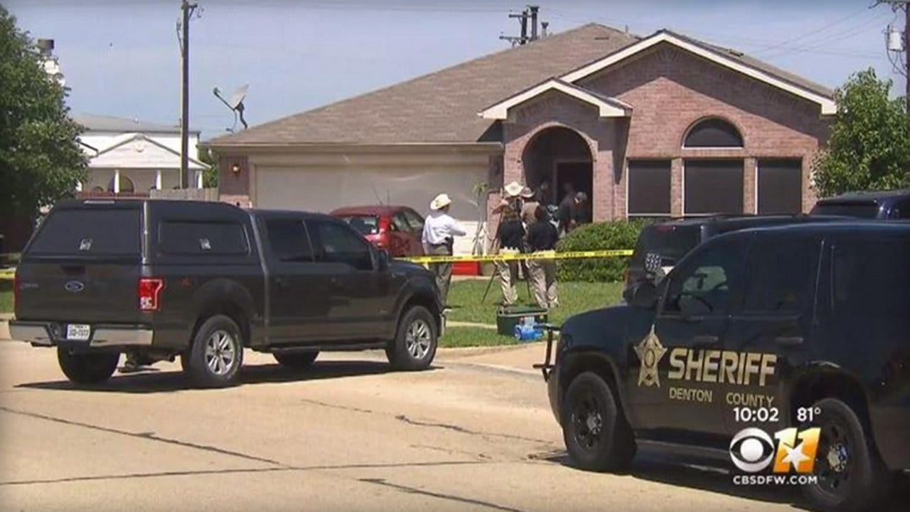 """5 Killed, Grieving Texas Mom Says She Warned Ex Was """"Unstable"""""""