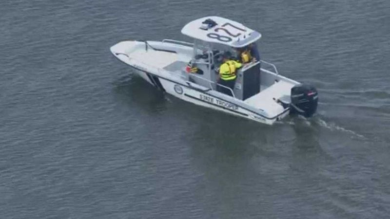 At Least 2 Dead In Lake Thunderbird Boating Accident