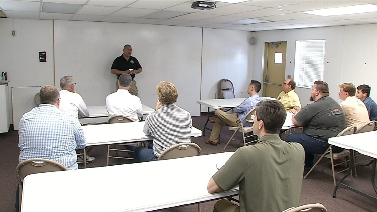 Law Enforcement Education Day Gives Elected Officials Insight Into Lethal Force Situations