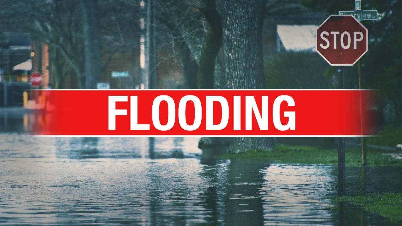 Flood Warning Issued For Neosho River In Ottawa County