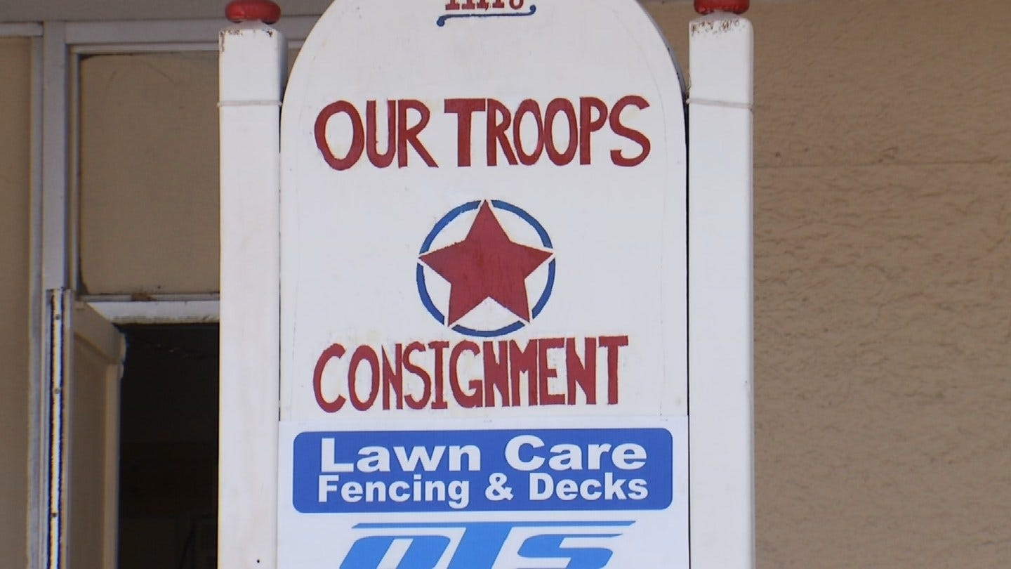 Thieves Steal Equipment, Trailer From Tulsa Veteran's Business
