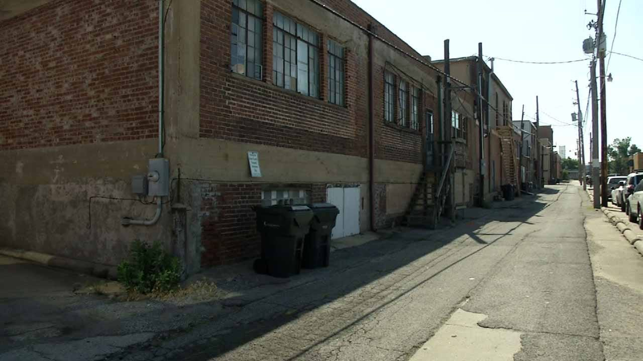 Claremore Nonprofit Looking To Fix Up Downtown Alleyways