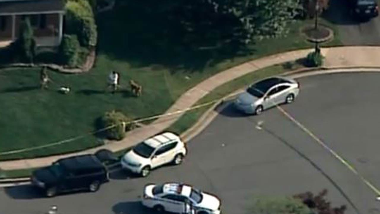 Manhunt Continues In Maryland Police Officer's Death; One In Custody