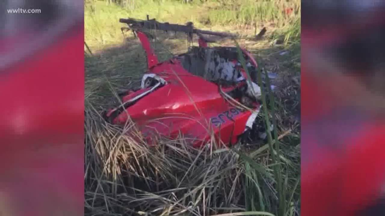 Oklahoma Man Dies In Louisiana Helicopter Crash