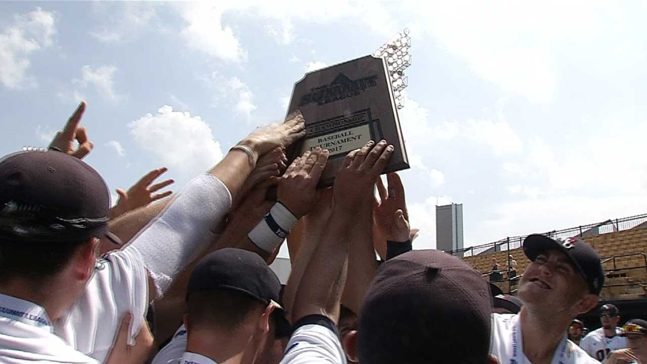 ORU Ready To Defend Turf As Summit League Tournament Play Begins