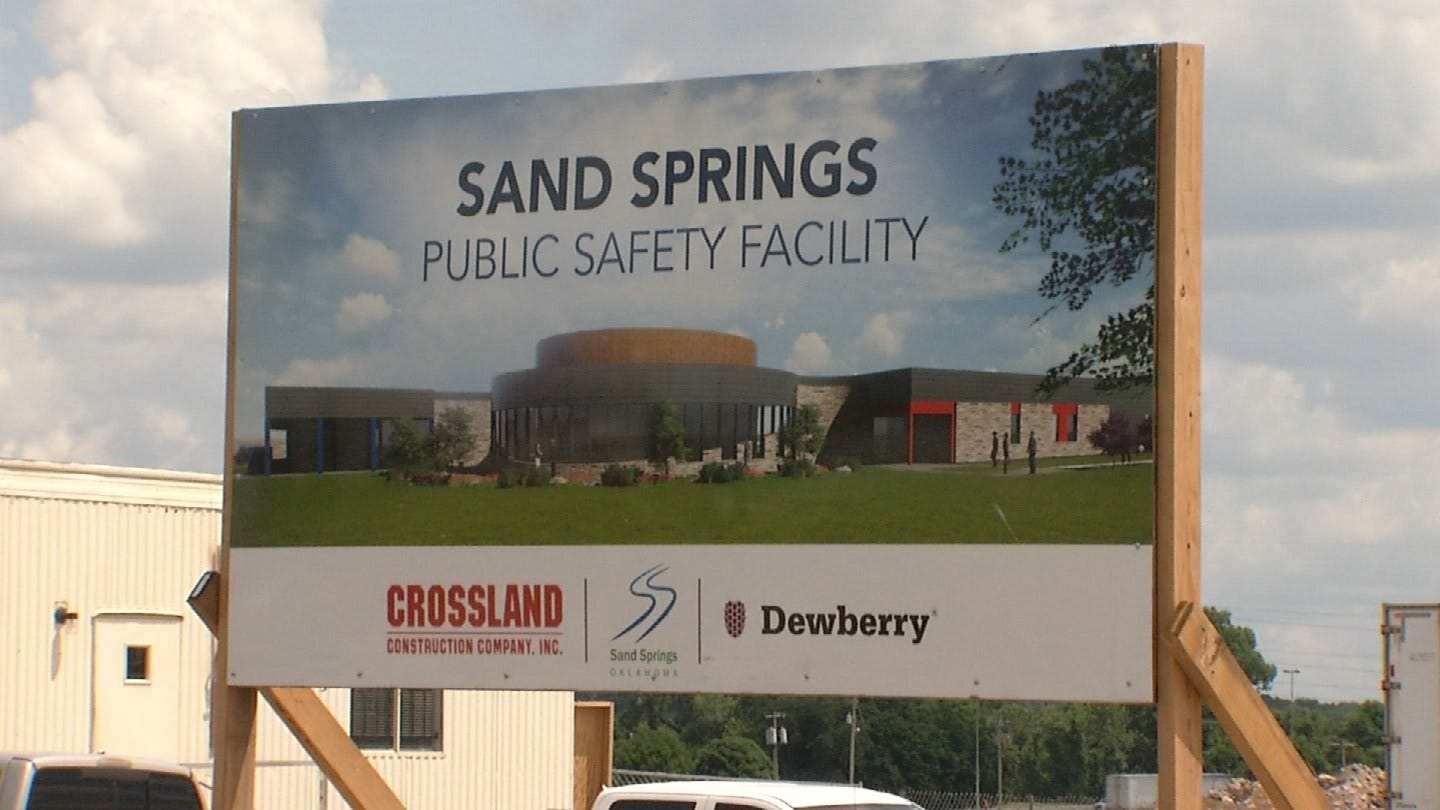 Sand Springs Police Implementing New Policing Plan