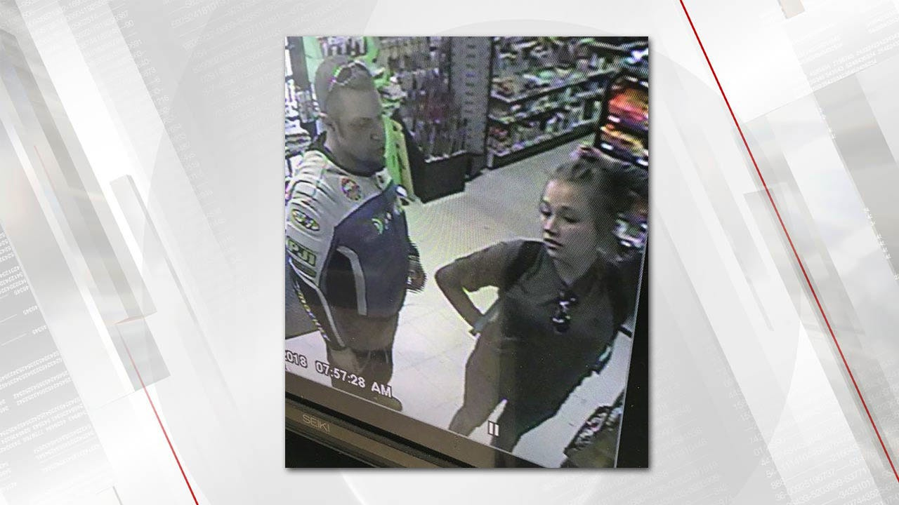TPD Looking To Identify Car Burglary Person Of Interest
