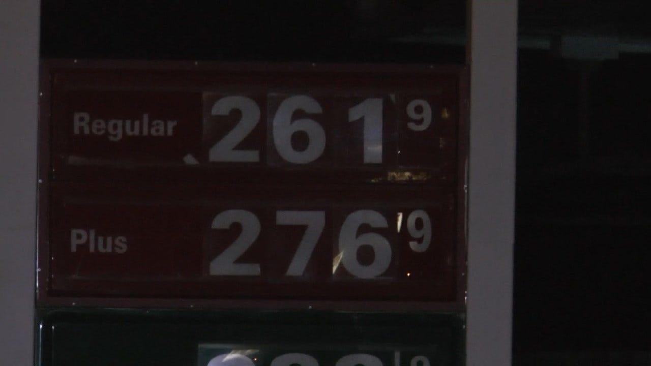 Price Of Gasoline In Tulsa Area Jumps Again